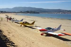 Campeonato Aerodeportiva en Panxón