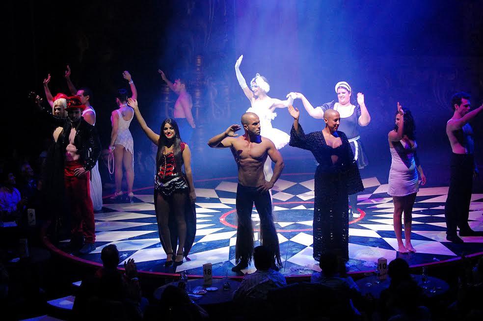 Luxuria Cirkus Show
