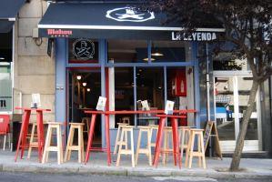 La Leyenda Vigo. Cañas, tapas, raciones, bocatas y vermú