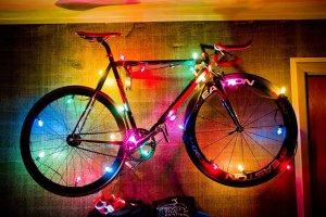Cabalgata Ciclista: Pedaleando con Santa Claus
