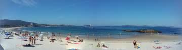 Vigo entre las 5 ciudades con el mejor tiempo de España