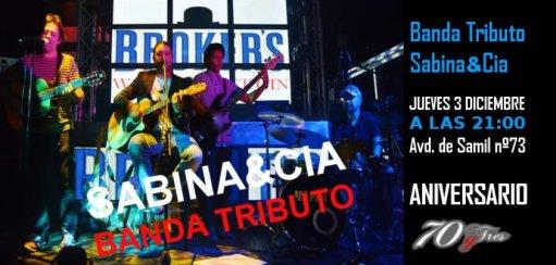 Banda Tributo Sabina&Cia