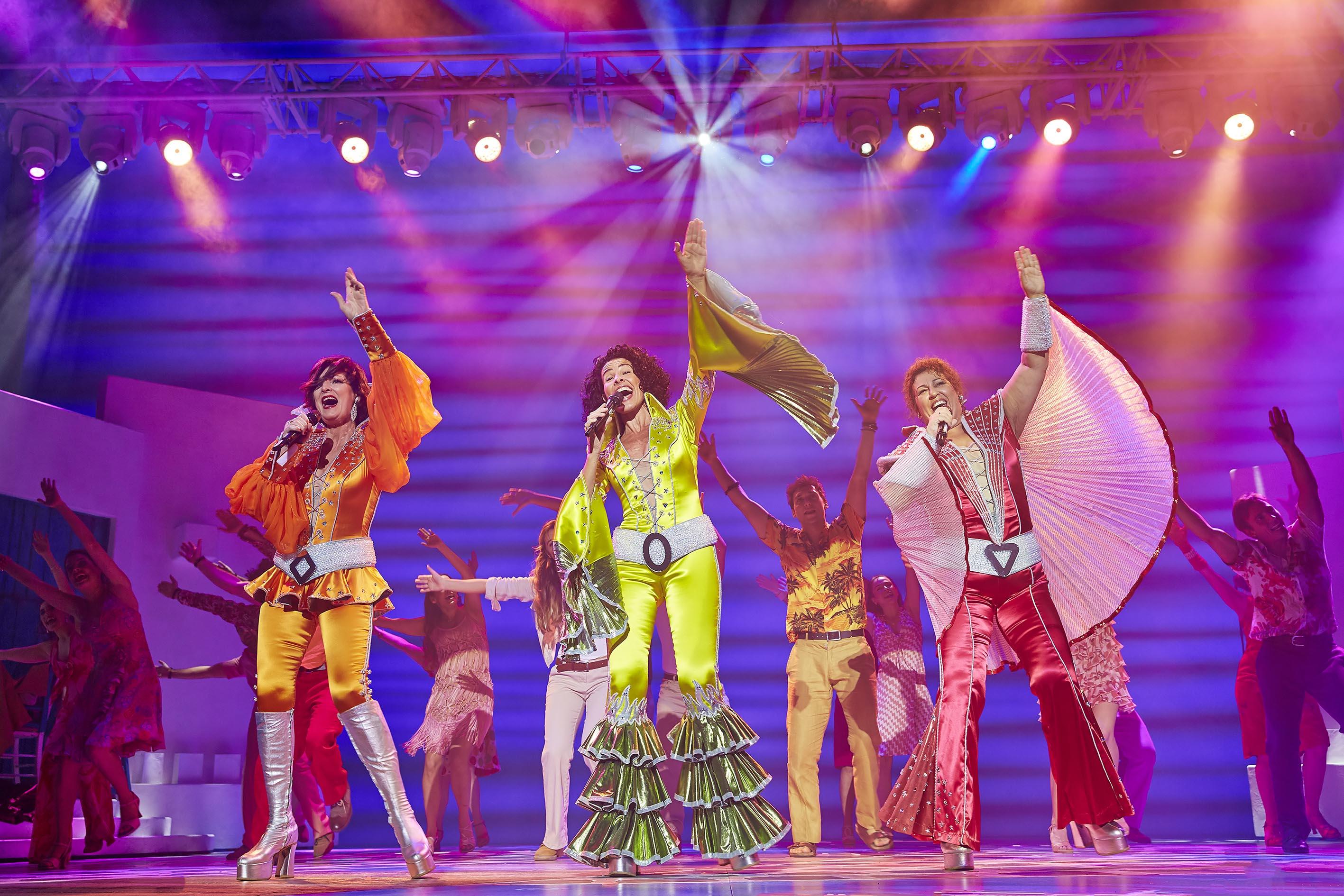 Musical Mamma Mia en Vigo