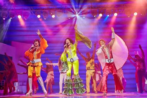 MAMMA MIA! The Musical Barcelona, Teatro TivoliRR1_2108