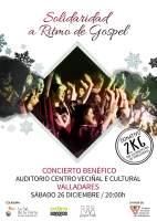 Concierto Góspel Solidario en Vigo