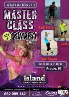 Master Class de Zumba