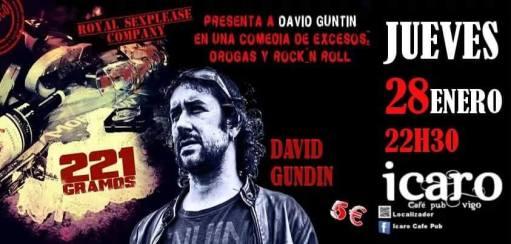 david gundín