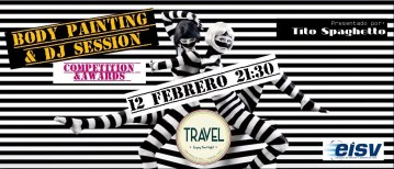 Body Painting en Travel Arenal