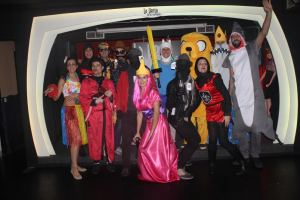 Carnaval en Rogelio Abalde