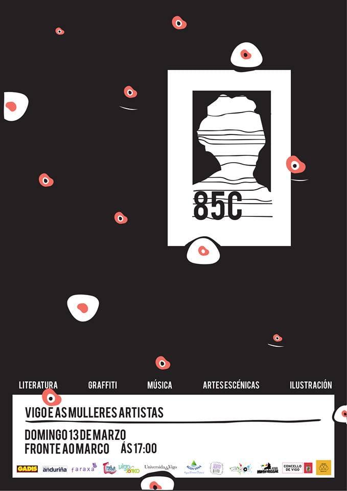 Encuentro de mujeres artistas de Galicia en Vigo