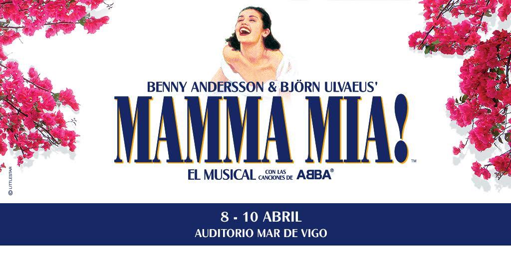 MAMMA MIA! en Vigo