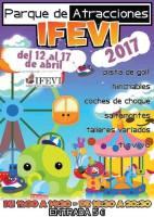 [Cancelado] Semana Santa Vigo: Parque de atracciones en el IFEVI