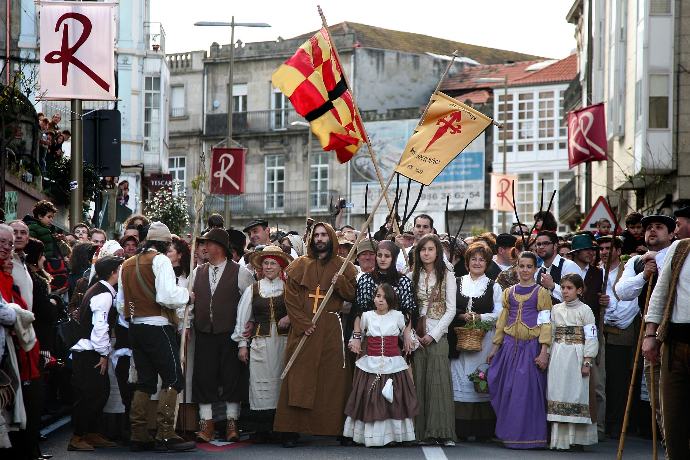 Programa de la Reconquista de Vigo 2017
