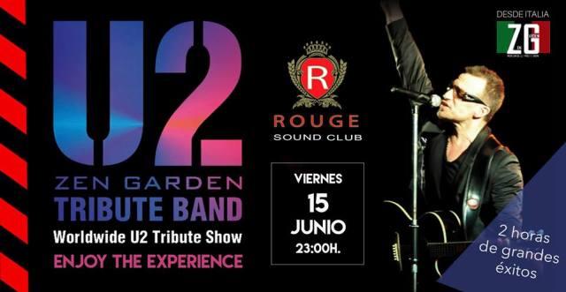 U2 Zen Garden