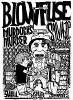 Concierto Blowfuse + Murdock´s Murder + Salvaje