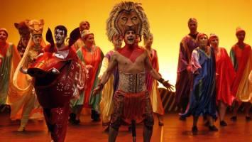 Musical: O Rei da Sabana en Cangas
