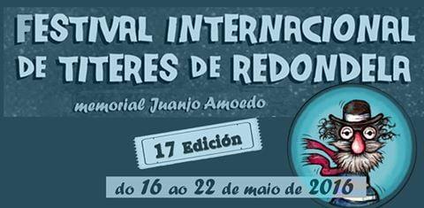 Festival de Títeres de Redondela 2016