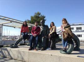Vigo a pie: Mar, historia y gastronomía