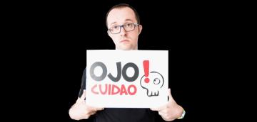 Monólogo de Luis Pousada