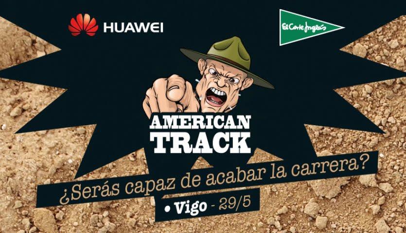 Carreira de obstáculos American Track