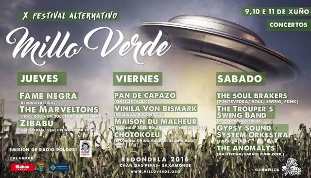 Festival millo verde