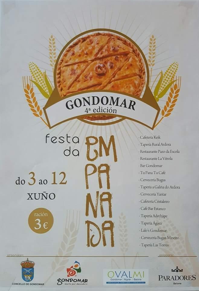 Fiesta de la empanada 2016 | Gondomar