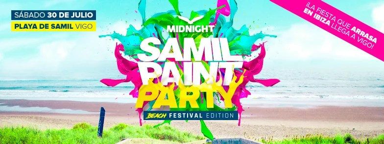 Samil Paint Party