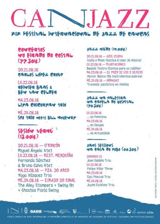 Canjazz Festival