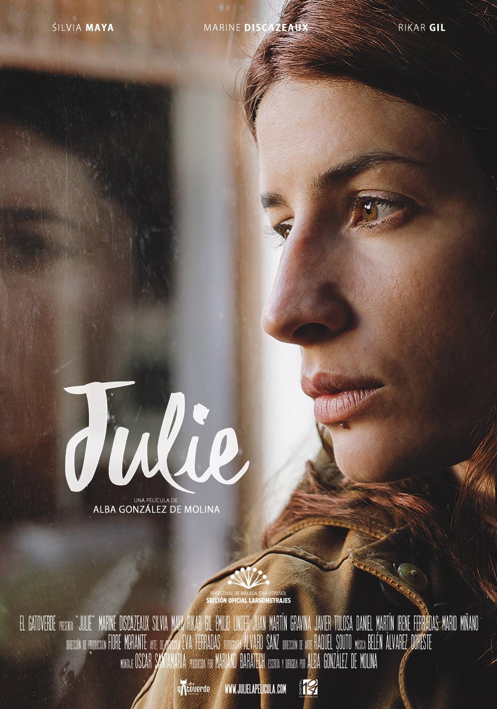 Julie, película rodada con energía solar, en Multicines Norte
