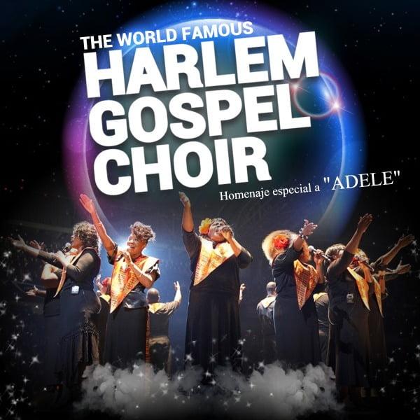 Harlem Gospel Choir, el mejor coro de gospel en Vigo