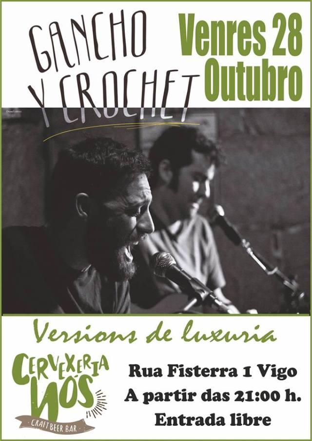 Gancho y Crochet