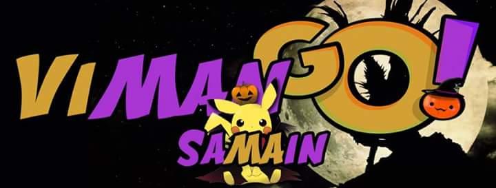 ViManGo Samaín Halloween Alternativo