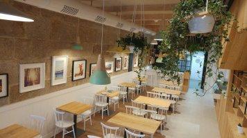 Amodo, Restaurante Orgánico y Sin Gluten en Vigo