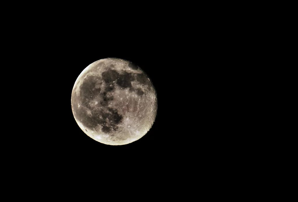 Superluna a la vista en Vigo