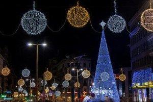 Luces de Navidad en Vigo | 2017