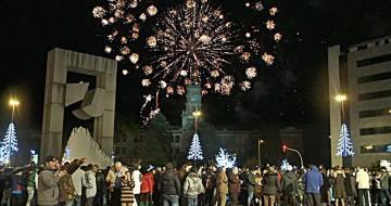 Fiesta de Fin de Año en la Plaza de América – 2018