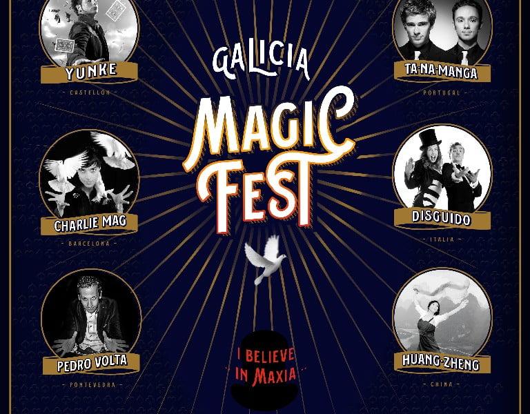 Galicia Magic Fest – Gala de ilusionismo en Vigo