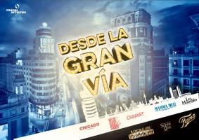 Desde la Gran Vía (De Madrid) a Vigo