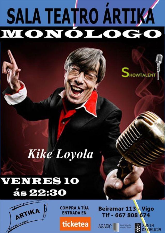Monólogo de Enrique Loyola