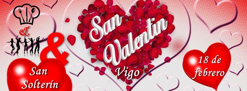 San Valentín en Vigo – Cenas para ligar y conocer gente