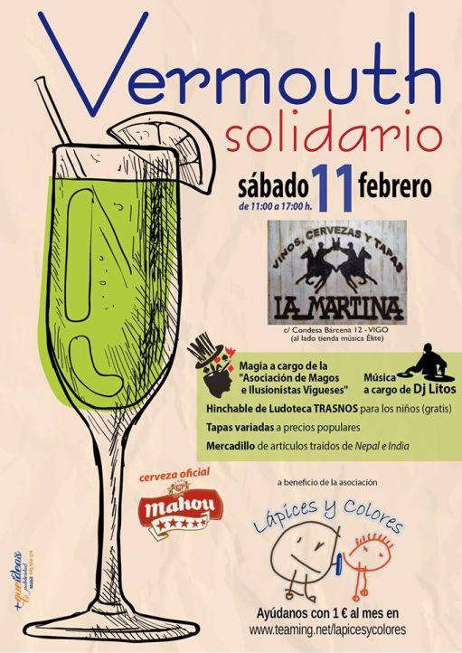 Vermouth Solidario