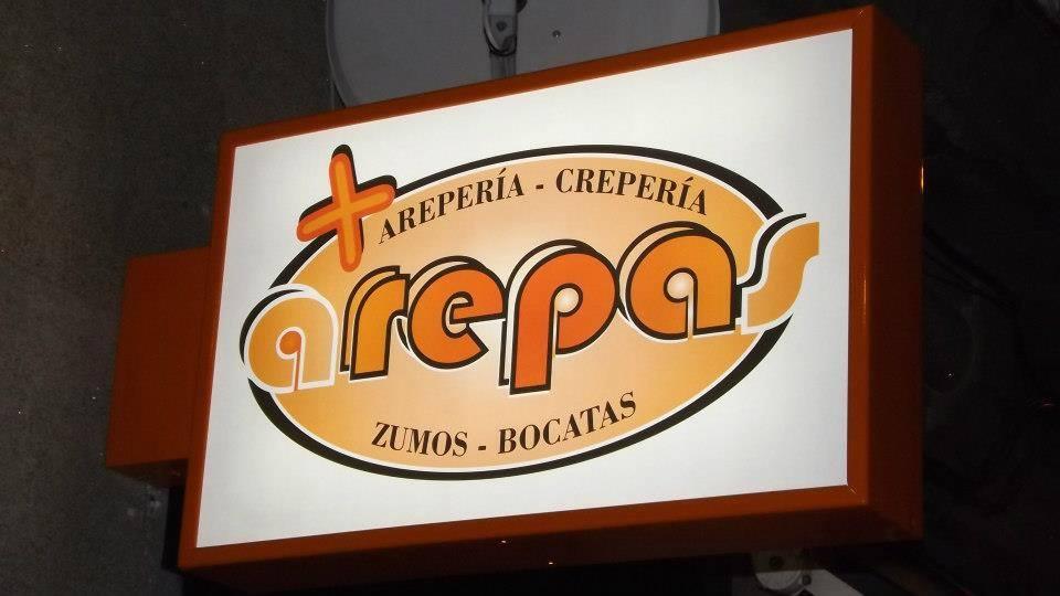 Arepas en Vigo, Arepería Crepería Más Arepas