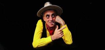 Edu Luky el Cowboy del humor en Vigo