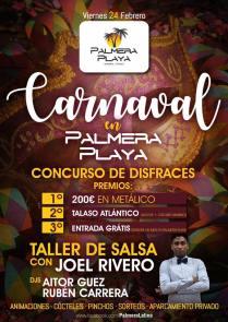 Carnaval en la Palmera Samil