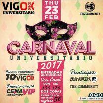 Carnaval en Vigok