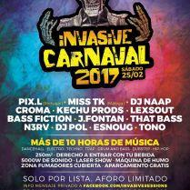 Invasive Carnaval 2017