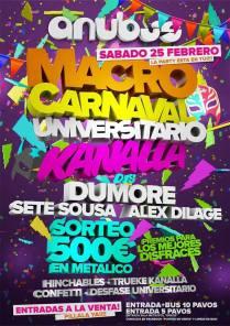 Macro Carnaval Universitario