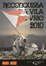 Cartel de la Reconquista de Vigo 2010