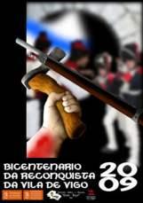 Cartel de la Reconquista de Vigo 2009