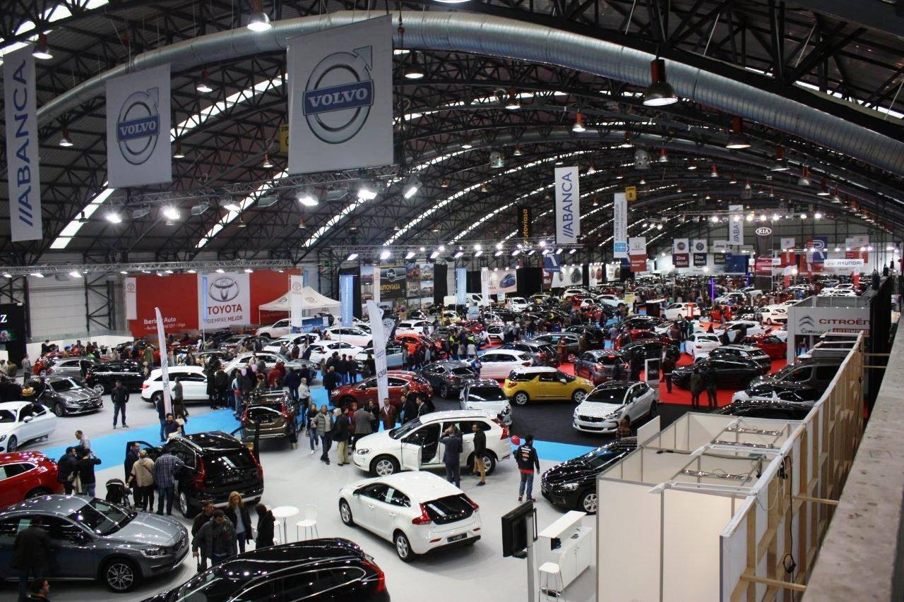 XXVI Salón del automóvil y motocicleta de Vigo 2017